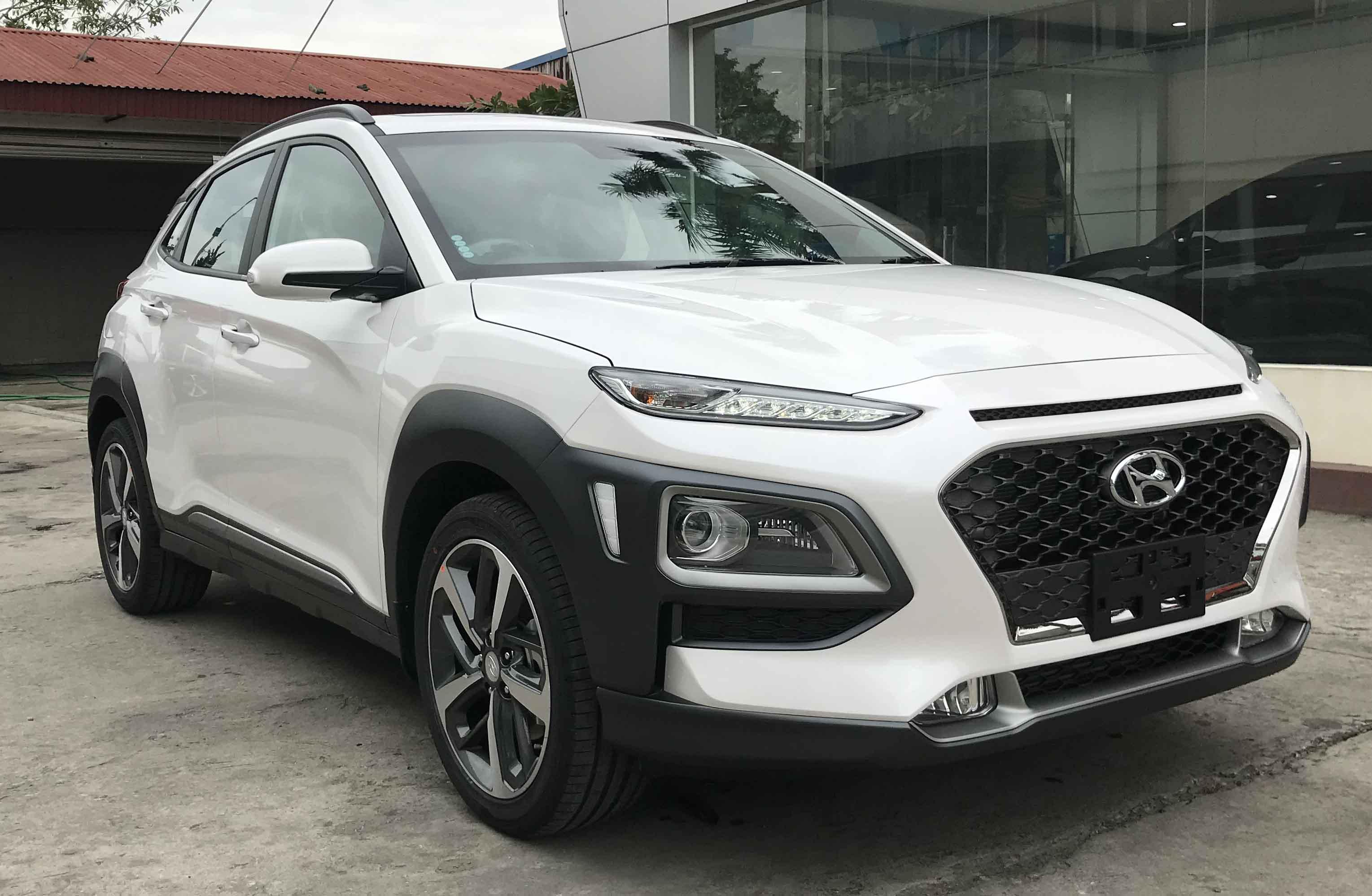 Bảng thông số kỹ thuật Hyundai KONA 2019   HYUNDAI HẢI PHÒNG