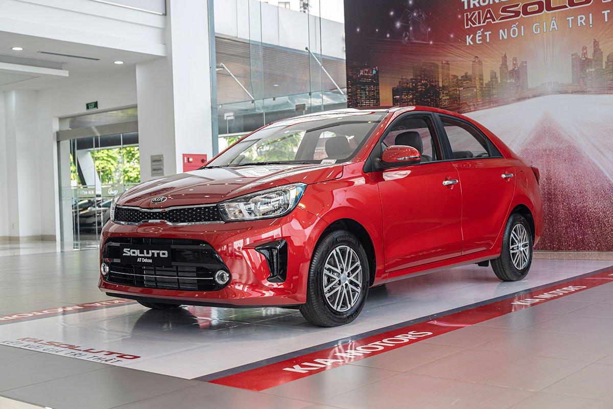 Đánh giá xe Kia Soluto 2019: Công nghệ mới giá chỉ từ 399 triệu