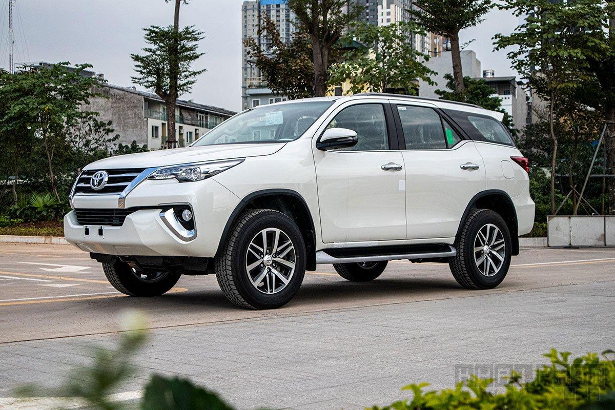 Đánh giá xe Toyota Fortuner 2020 lắp ráp trong nước, củng cố vị thế dẫn đầu