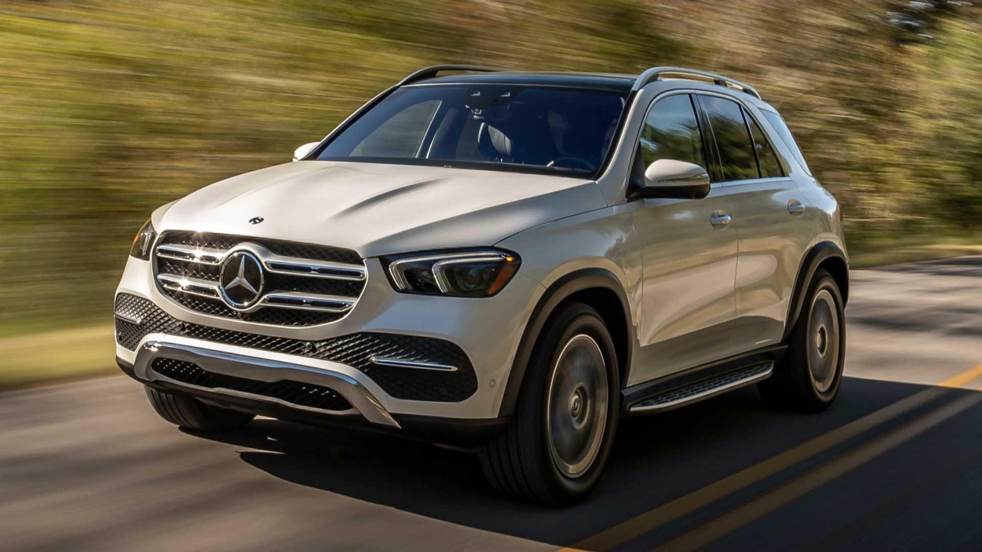 Đánh giá Mercedes-Benz GLE Class chi tiết