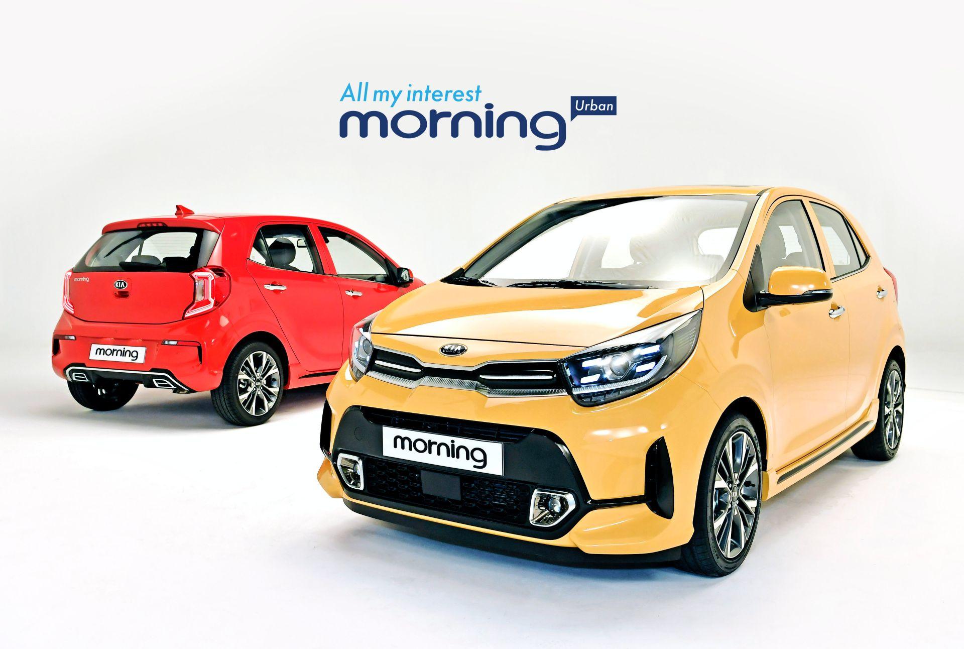 Đánh giá thông số xe Kia Morning phổ biến