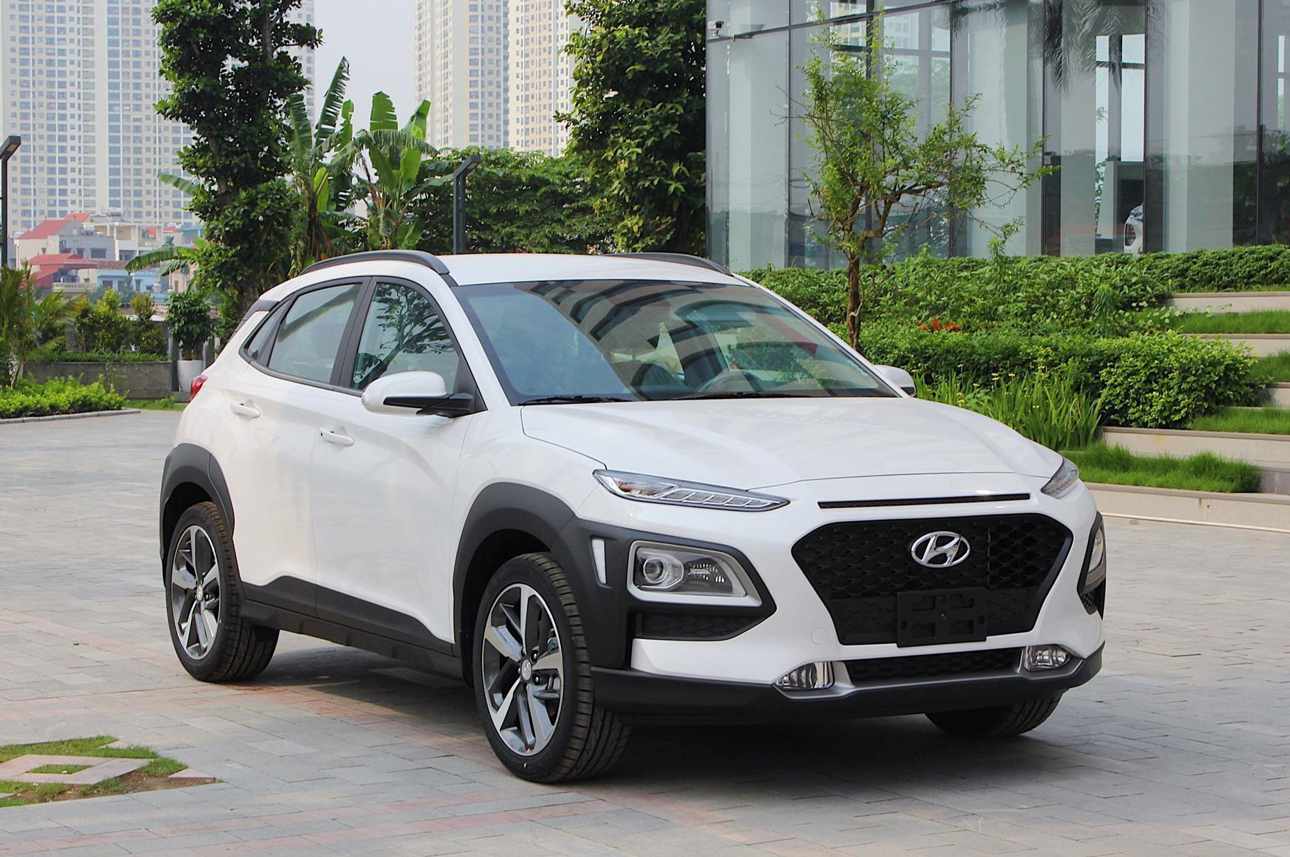Đánh giá thông tin xe Hyundai Kona cho người dùng